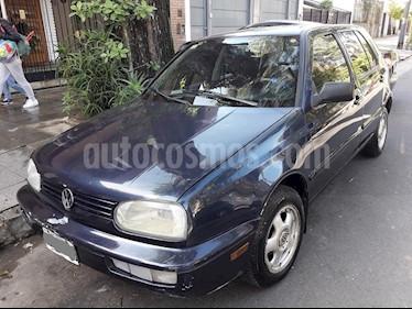 Foto venta Auto Usado Volkswagen Golf 5P 1.8 GL (1997) color Azul precio $74.500