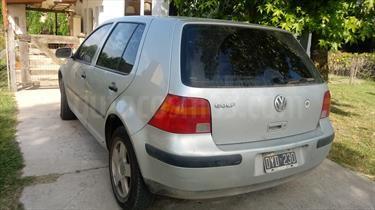 Foto venta Auto usado Volkswagen Golf 5P 1.9 TDi Comfortline (2002) color Gris precio $130.000