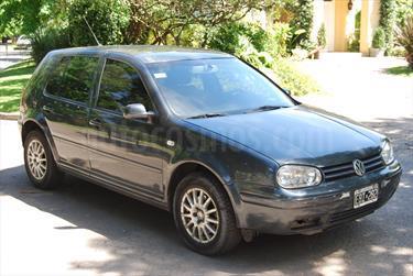 Foto venta Auto Usado Volkswagen Golf 5P 2.0 Highline (2002) color Gris Oscuro precio $140.000