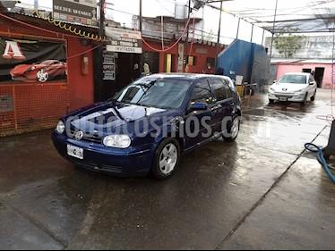 Foto venta Auto usado Volkswagen Golf 5P 2.0 Highline (2000) color Azul Petroleo precio $160.000
