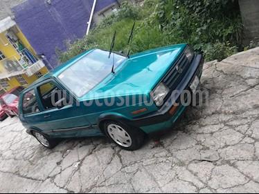 Foto venta Auto usado Volkswagen Golf A2 FBU (1992) color Verde precio $49,000