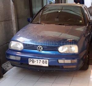 Foto venta Auto usado Volkswagen Golf Gl 5P (1996) color Azul precio $995.000