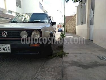 foto Volkswagen Golf GTI  usado (1987) color Gris precio u$s2,900