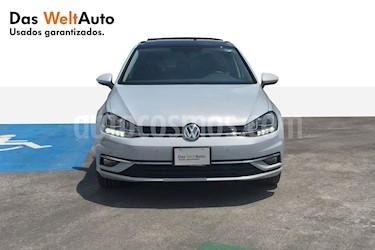 Foto venta Auto Seminuevo Volkswagen Golf Highline DSG (2018) color Gris Platino precio $395,000