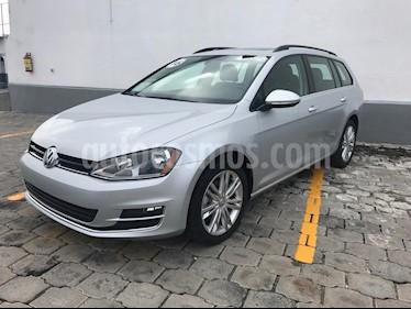 Foto venta Auto Seminuevo Volkswagen Golf Highline DSG (2016) color Plata Metalico precio $312,000