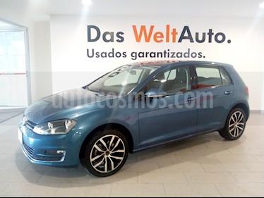 Foto venta Auto Seminuevo Volkswagen Golf Highline DSG (2016) color Azul Sombra precio $265,000