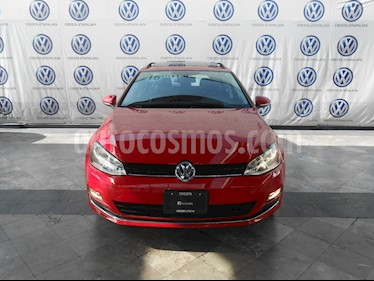 Foto venta Auto Seminuevo Volkswagen Golf Trendline 2.0L Aut (2016) color Rojo precio $299,000