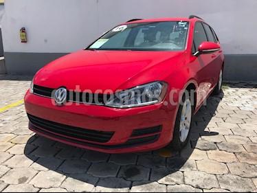 Foto venta Auto usado Volkswagen Golf Trendline 2.0L  (2016) color Rojo precio $249,900