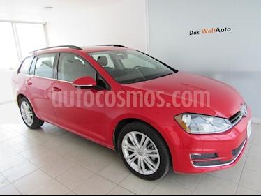 Foto venta Auto Seminuevo Volkswagen Golf Trendline (2016) color Rojo Tornado precio $315,000
