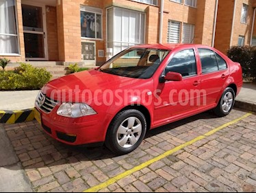 Foto venta Carro usado Volkswagen Jetta Clasico 2.0L Europa (2015) color Rojo precio $33.500.000