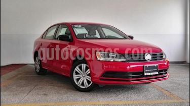 Foto venta Auto Usado Volkswagen Jetta 2 (2017) color Rojo precio $242,000