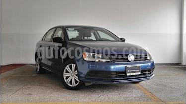 Foto venta Auto Usado Volkswagen Jetta 2 (2017) color Azul precio $242,000