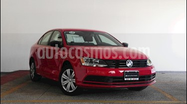 Foto venta Auto Usado Volkswagen Jetta 2.0 Tiptronic (2017) color Rojo precio $255,000