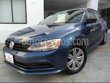 Foto venta Auto Seminuevo Volkswagen Jetta 2.0 Tiptronic (2016) color Azul precio $170,000