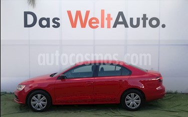 Foto venta Auto Seminuevo Volkswagen Jetta 2.0 Tiptronic (2017) color Rojo Tornado precio $260,000