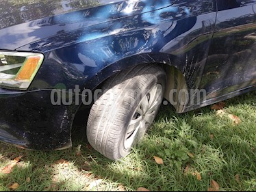 Foto venta Auto Usado Volkswagen Jetta 2.0 (2014) color Azul precio $140,000