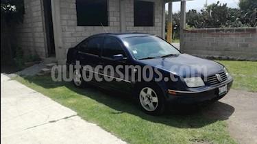 Foto venta Auto usado Volkswagen Jetta 2.0 (2001) color Azul precio $55,000