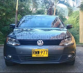 Volkswagen Jetta 2.5L Trendline Aut usado (2012) color Gris precio $32.000.000