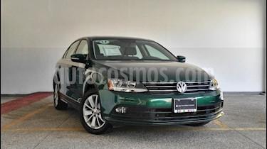Foto venta Auto Usado Volkswagen Jetta Comfortline (2017) color Verde precio $270,000