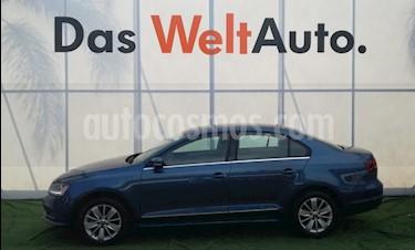 Foto venta Auto Seminuevo Volkswagen Jetta Comfortline (2017) color Azul precio $281,000