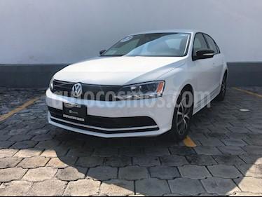 Foto venta Auto Seminuevo Volkswagen Jetta Fest (2017) color Blanco precio $240,000
