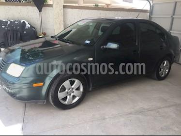Foto venta Auto usado Volkswagen Jetta GLS Aut (2003) color Verde precio $45,000