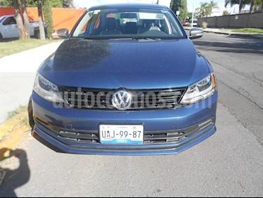 Foto venta Auto Usado Volkswagen Jetta Live (2016) color Azul precio $199,000