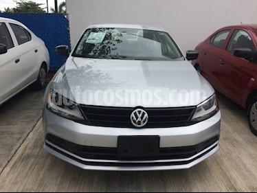 Foto venta Auto Usado Volkswagen Jetta MK VI (2016) color Plata Reflex precio $190,000