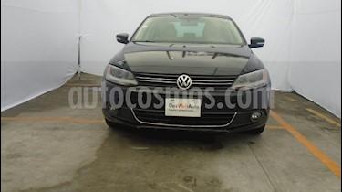 Foto venta Auto Usado Volkswagen Jetta Sport Tiptronic (2014) color Negro precio $180,000