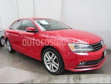 Foto venta Auto Usado Volkswagen Jetta Sport  (2016) color Rojo precio $250,000