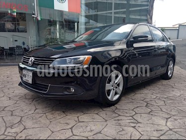 Foto venta Auto Usado Volkswagen Jetta Style Active Tiptronic (2014) color Negro precio $167,000