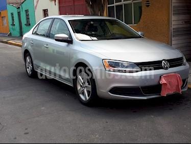 Foto venta Auto usado Volkswagen Jetta Style Active (2012) color Plata precio $150,000