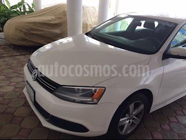 Foto venta Auto usado Volkswagen Jetta Style Tiptronic (2013) color Blanco Candy precio $148,000