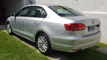 Foto venta Auto usado Volkswagen Jetta TDi DSG (2011) color Gris Platino precio $149,000