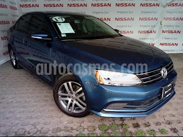 Foto venta Auto Seminuevo Volkswagen Jetta Trendline 2.0 Aut (2017) color Azul precio $265,000