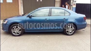 Foto venta Auto usado Volkswagen Jetta Trendline (2016) color Azul precio $219,900