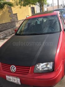 Foto venta Auto usado Volkswagen Jetta Wolfsburg (2003) color Rojo Eden precio $60,000