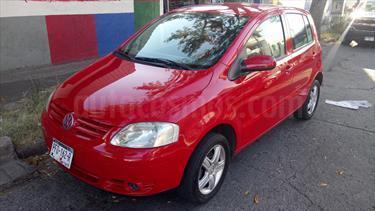 Foto venta Auto Seminuevo Volkswagen Lupo 5P Comfortline (2006) color Rojo Quemado precio $64,800
