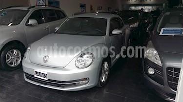 Foto venta Auto Usado Volkswagen New Beetle 1.4 TSI Design DSG (2015) color Gris precio $590.000