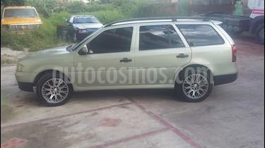 Foto venta carro Usado Volkswagen Parati Comfort (2007) color Verde precio u$s1.900