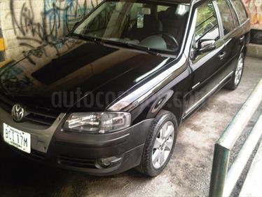 Foto venta carro usado Volkswagen Parati Estilo (2008) color Negro precio u$s3.500