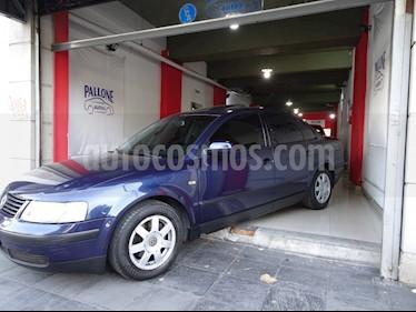 Foto venta Auto usado Volkswagen Passat 1.8 T (1998) color Azul precio $145.000