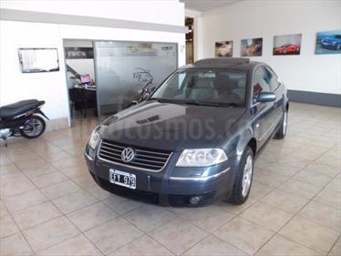 Foto venta Auto Usado Volkswagen Passat 1.9 TDi Trendline (2003) color Gris precio $139.000