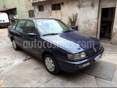Foto venta Auto Usado Volkswagen Passat 2.0 i (1996) color Azul precio $105.000
