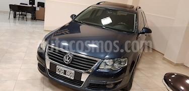 Foto venta Auto Usado Volkswagen Passat 2.0 TDi Luxury DSG (2007) color Azul precio $285.000