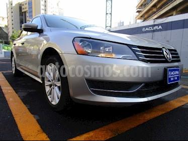 Foto venta Auto Usado Volkswagen Passat 2.8L V6 (2014) color Plata precio $210,000