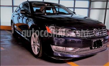 Foto venta Auto usado Volkswagen Passat DSG V6  (2013) color Azul Noche precio $230,000