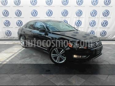Foto venta Auto Usado Volkswagen Passat DSG V6 (2014) color Negro precio $259,000