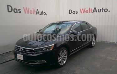 Foto venta Auto Seminuevo Volkswagen Passat DSG V6 (2017) color Negro Profundo precio $399,999