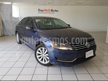 Foto venta Auto Usado Volkswagen Passat Tiptronic Comfortline (2012) color Azul Noche precio $169,900